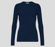 Langarmshirt 'Ginger' blau