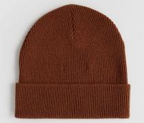 Mütze 'Enya' braun