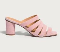 Pantolette 'Lissie' pink