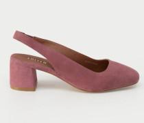 Slingpumps 'Rimini' pink