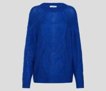 Pullover 'Delano' blau