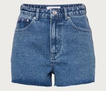 Shorts 'Selia' blau