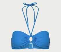 Bikini Top 'Faria' blau