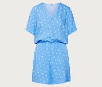 Jumpsuit 'Malorie' blau