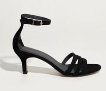 Sandalette 'Amela' schwarz