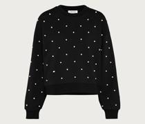 Sweater 'Anisa' schwarz
