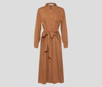 Kleid 'Mana' braun