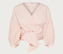 Wickelbluse 'Lene' pink