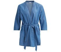 Kimono blue denim