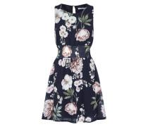Kleid 'SL 0465' rosa / schwarz