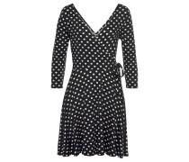 Kleid schwarz / weiß