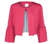 kurzer Blazer pink