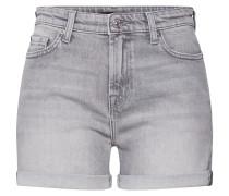 Shorts 'boy Shorts' grey denim