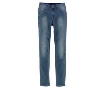 High-waist-Jeans 'Slimfit mit komfortabler Leibhöhe'