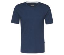 Shirt 'delta' dunkelblau