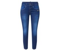 Jeans 'nele X-Cropped' blue denim