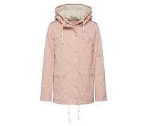 Winterparka rosa