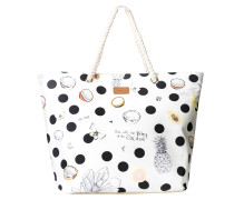 Canvas Bag 'Coconut Island'