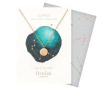 Kette 'Aquarius' gold