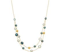 Kette '87482251' opal / gold