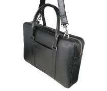 Laptop-Tasche 'Caviar' schwarz