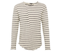 Pullover 'Chibs' creme / anthrazit