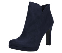 High Heel 'Ankle Boot' navy