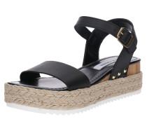 Sandale ' Chiara ' schwarz