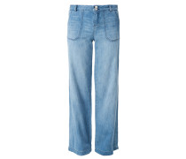 Marlene-Jeans blue denim