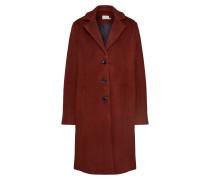 Mantel 'Amissi' rostbraun / rot