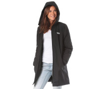 'Alliance Long Win' Jacke schwarz