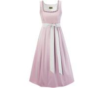 Kleid weiß / rosa