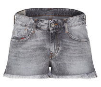 Shorts 'de-Rifty' grey denim