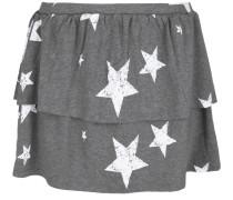 Jerseyrock Stars grau / weiß