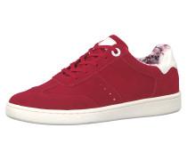 Sneakers Low rot / weiß