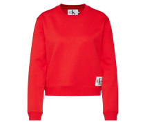 Sweatshirt 'boxy CN Monogram Badge'