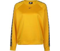 Sweater ' Sportswear W ' gelb