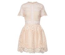 Kleid 'Emily' beige