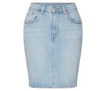 Rock 'Core Skirt' hellblau