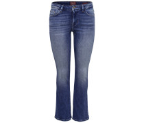 Jeans blau / taubenblau