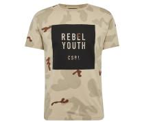 T-Shirt 'csbl Rebel Youth'