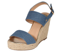 Sandale 'c0041-6Poe1' blau / blue denim