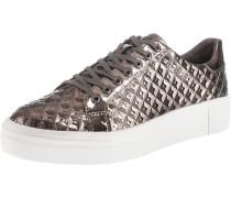 Sneakers pastellpink / silber / weiß