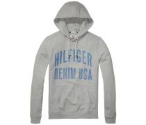 """Sweatshirt """"thdm Basic RIB HD Hknit L/S 12"""""""