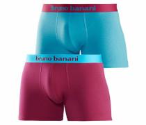 Boxer Short (2 Stück) türkis / beere