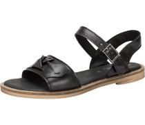Klassische Sandalen 'Heat 7' schwarz