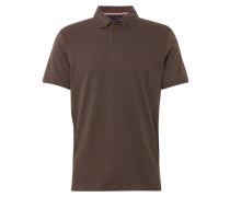 Poloshirt braun