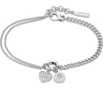 Armband 'Highlight' silber