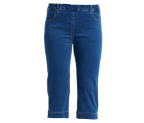Caprihose 'Chelsea' blue denim