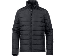 'Freezy Bridge Steppjacke' Herren schwarz